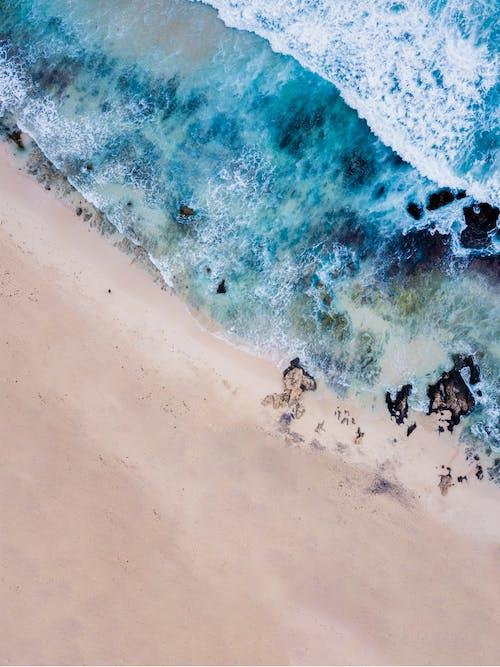 Бесплатное стоковое фото с бирюзовый, вода, лето, море