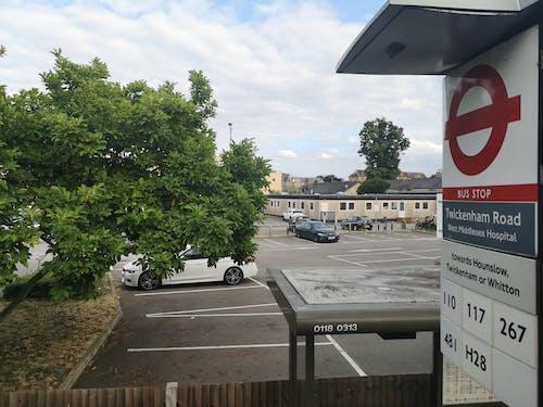 Photos gratuites de arrêt de bus de londres