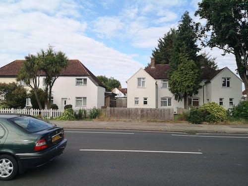 Photos gratuites de maisons londoniennes