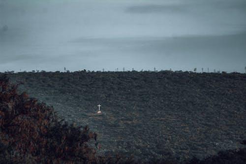 Immagine gratuita di cielo, croce, escursione, escursionismo