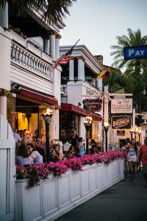 Základová fotografie zdarma na téma bistro, Florida, hotely, lidé