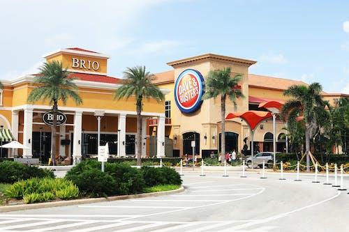 Fotobanka sbezplatnými fotkami na tému budova, dolphin mall, komerčný, krajinárskej tvorby