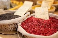 harvest, seeds, spices