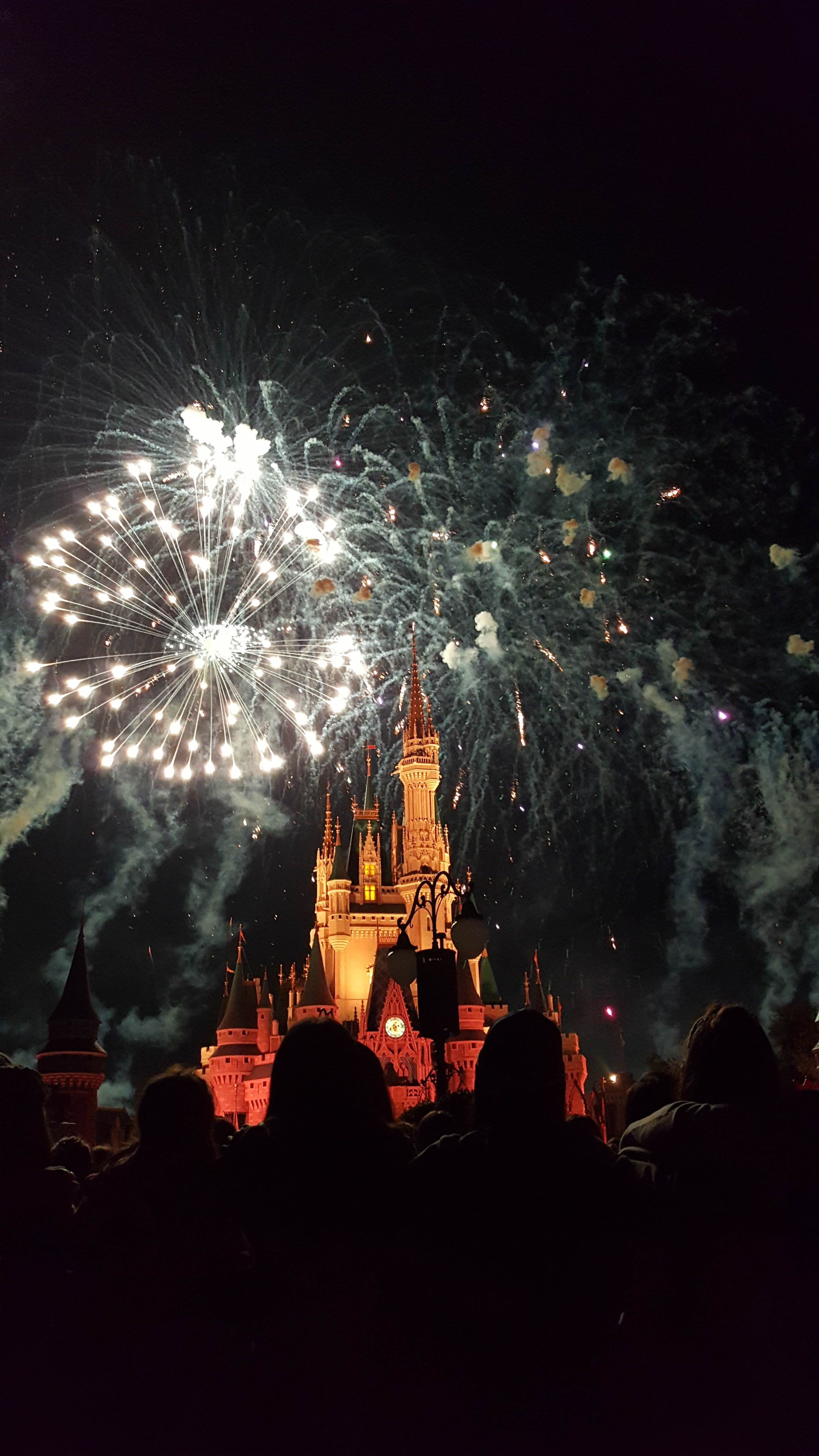 Photography of White and Gray Fireworks during Nighttime