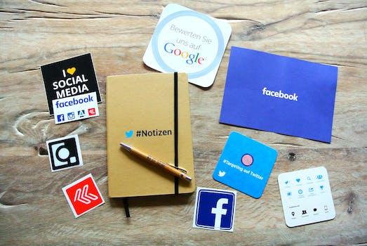 Free stock photo of notebook, pen, instagram, online
