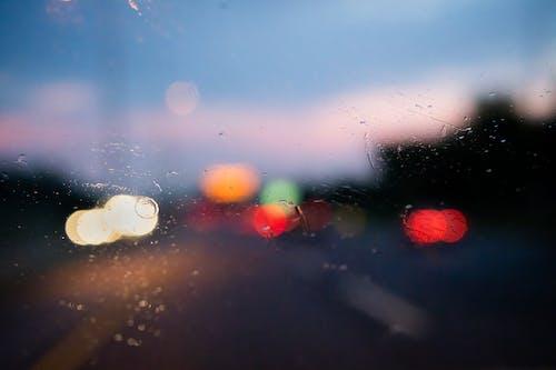 Foto profissional grátis de alvorecer, artístico, automóvel, bokeh