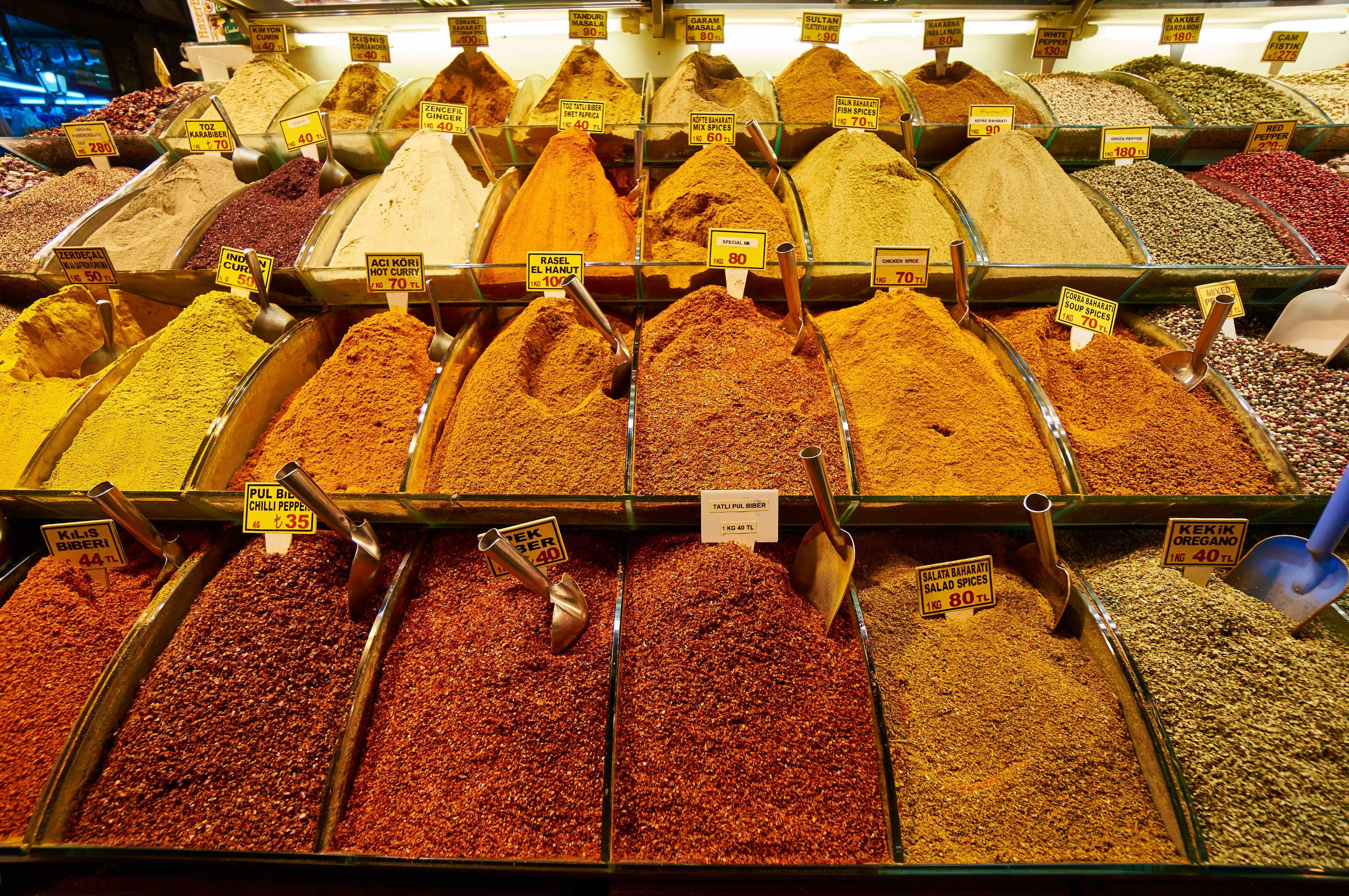 Free stock photo of market, spice, this spearheaded the home bazaar