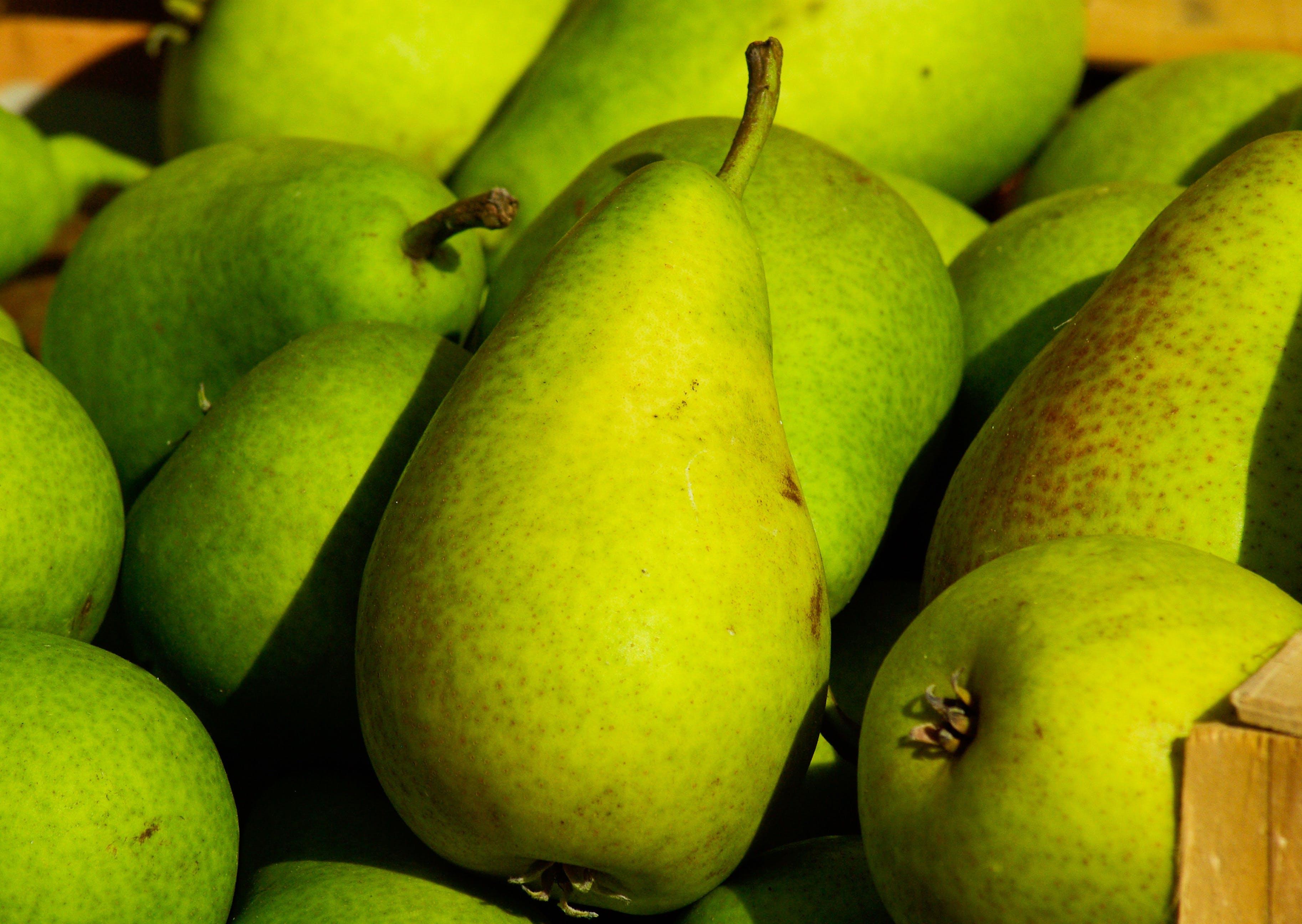 Free stock photo of garden, market, fruit, pears