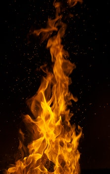 Free stock photo of fire, flame, forge