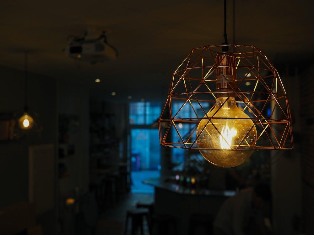 backlight, bulb, electric light