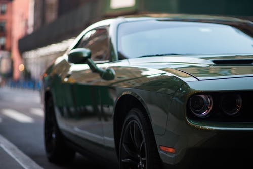 Photos gratuites de dodge challenger, muscle car, voiture de sport