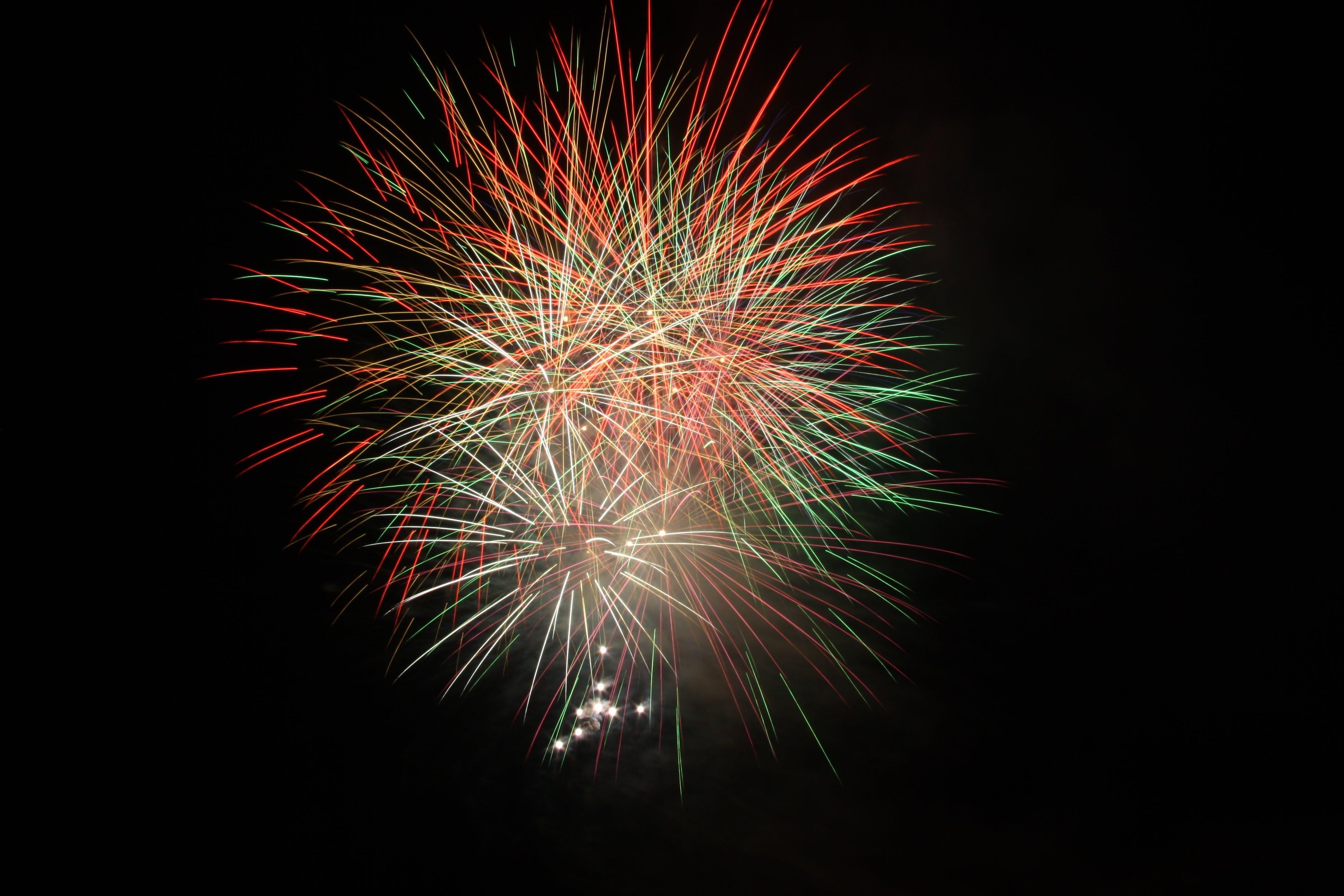Immagine gratuita di bellissimo, capodanno, celebrazione, colorato