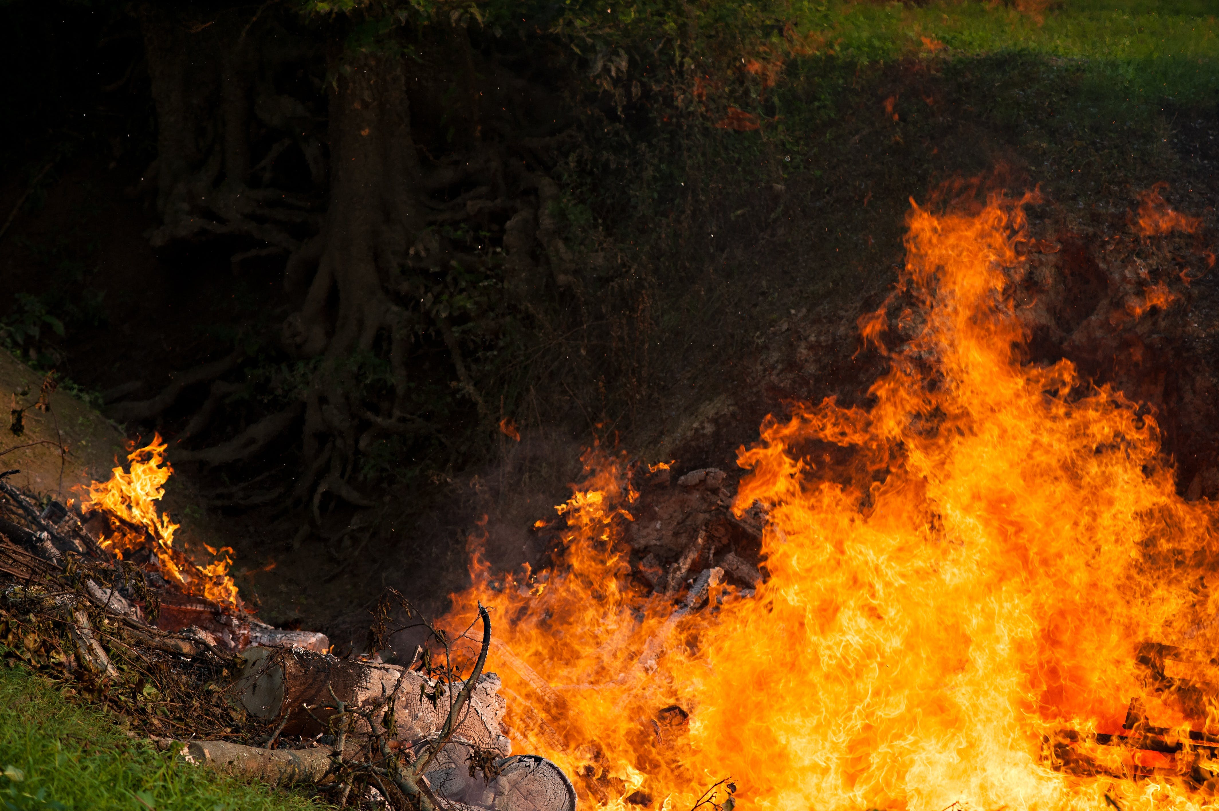 Free stock photo of fire, hot, flame, danger