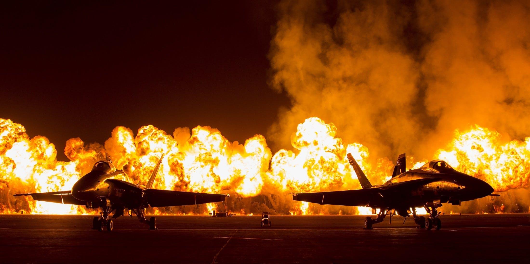 Free stock photo of hot, runway, usa, california