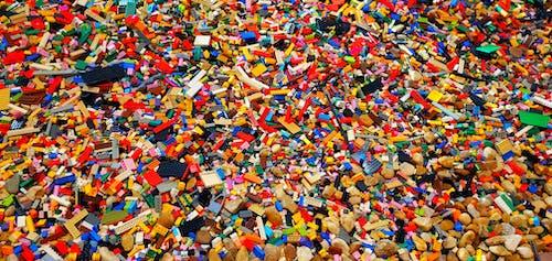 Free stock photo of brick, bricks, colors