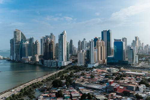 Δωρεάν στοκ φωτογραφιών με κατασκευή, κτήριο, Παναμάς, πόλη