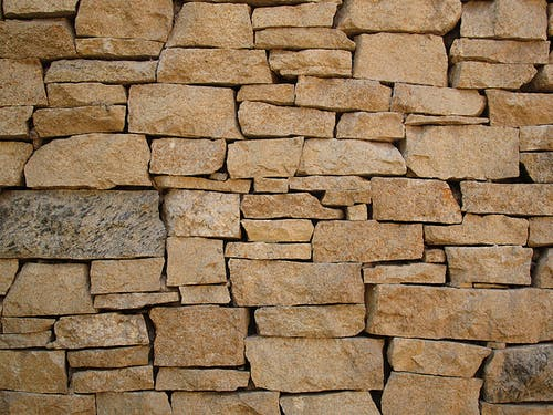 Brown Wall Stone