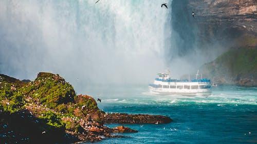 Ingyenes stockfotó hajó, hajóm csónak, idegenforgalom, kaland témában