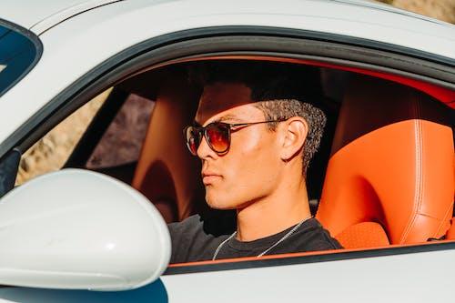 Photos gratuites de dur à cuire, homme, lunettes, lunettes de soleil