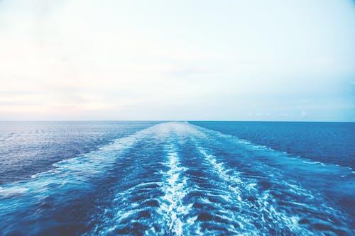 Kostnadsfri bild av 4k tapeter, bakgrundsbild tumblr, blå, hav