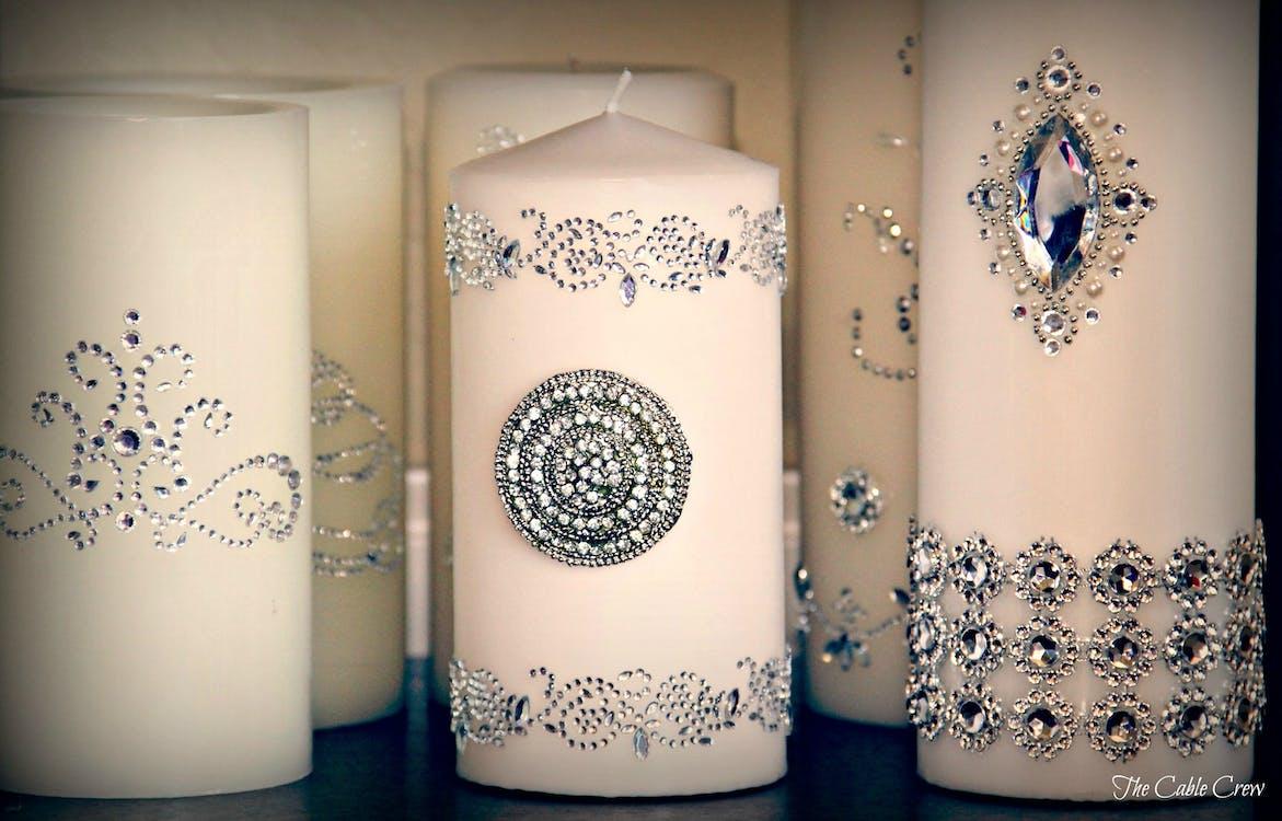 design, svíčky, umění