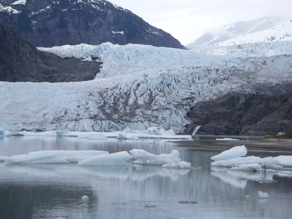 arctic, cold, frozen