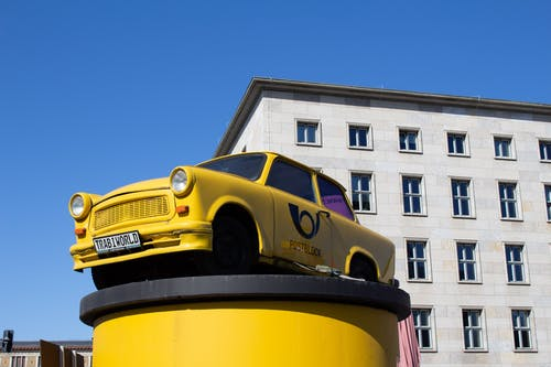 Free stock photo of berlin, car, vintage