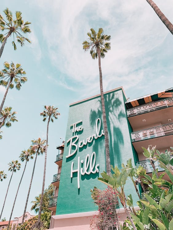 The Beverly Hills Building