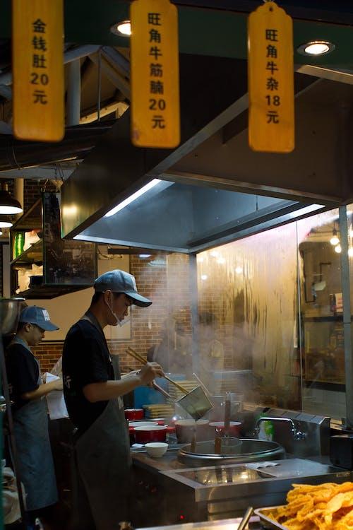 їжа, азіатська кухня, бізнес