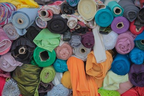 Gratis arkivbilde med klær, materiale, stoff