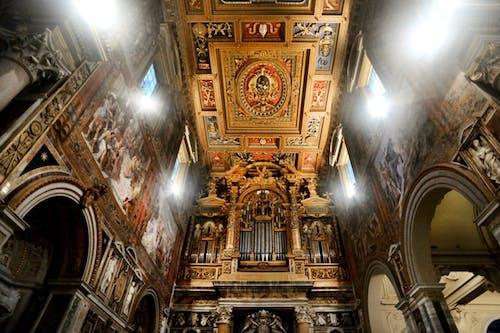 Fotobanka sbezplatnými fotkami na tému kostol, Rím, Taliansko