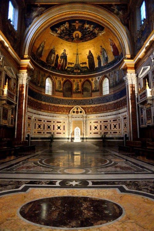 Kostenloses Stock Foto zu italien, kirche, rom