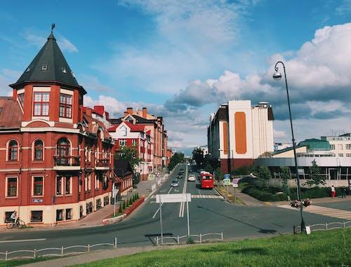 交通系統, 地點, 城市, 城鎮 的 免費圖庫相片