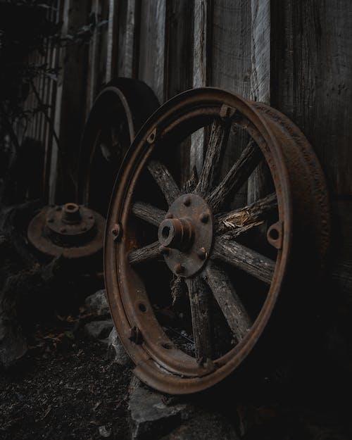 生疏, 車輪, 釀酒 的 免費圖庫相片