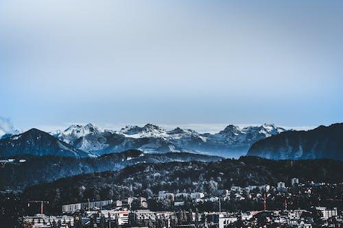 Free stock photo of mount, Mount Titlis, mountain, mountains