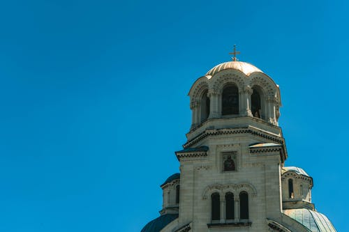 Foto stok gratis aleksandar nevski, gereja, Katedral, sofia