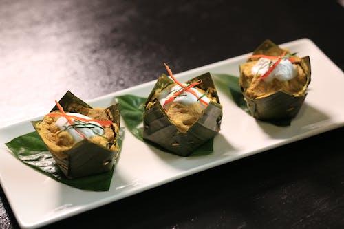디저트, 바나나, 캄보디아, 케이크의 무료 스톡 사진