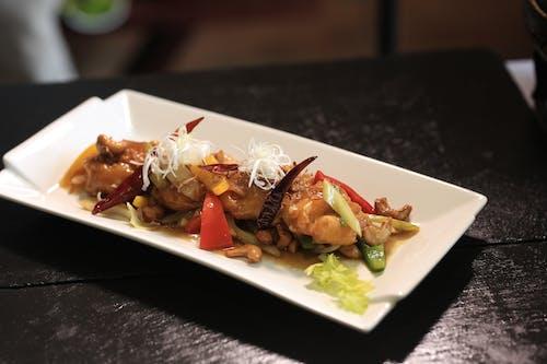 닭, 음식, 캄보디아, 캐슈의 무료 스톡 사진