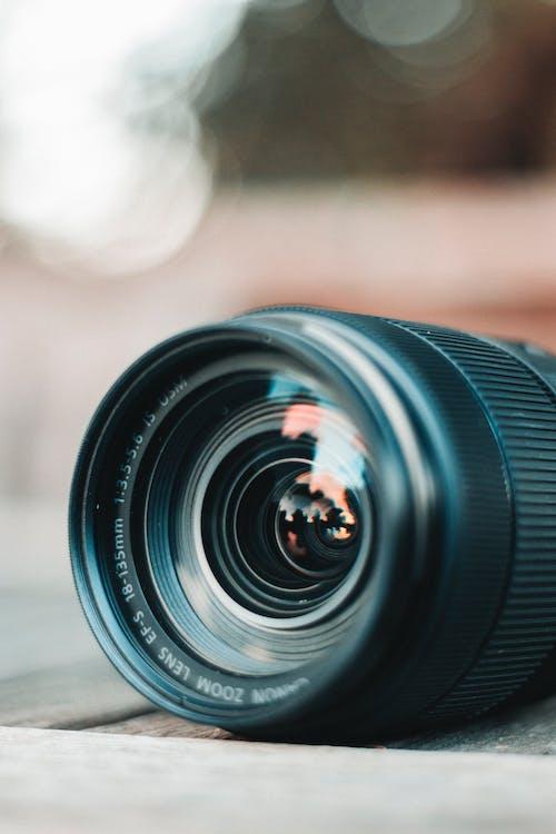 Gratis stockfoto met apparaat, blurry achtergrond, bokeh, camera-apparatuur