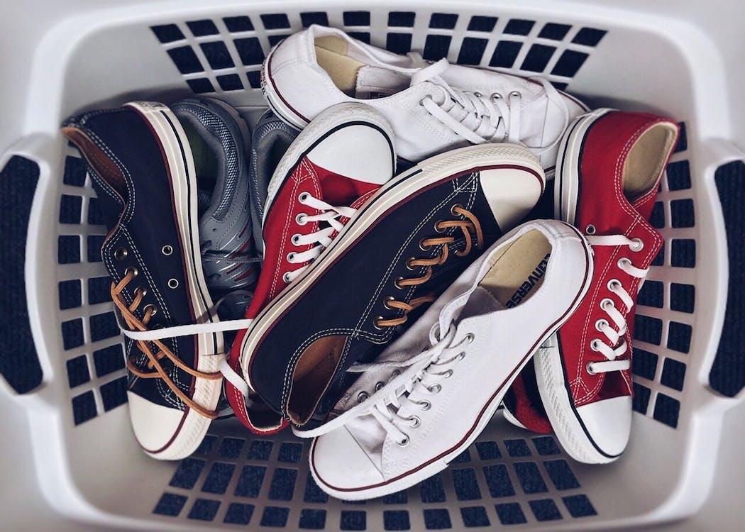 Assorted Unpaired Sneakers