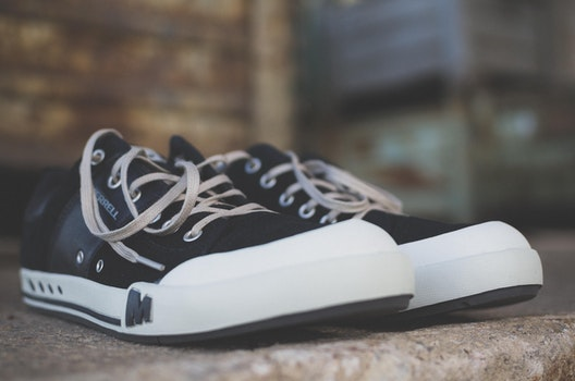 Free stock photo of fashion, shoes, blur, sport