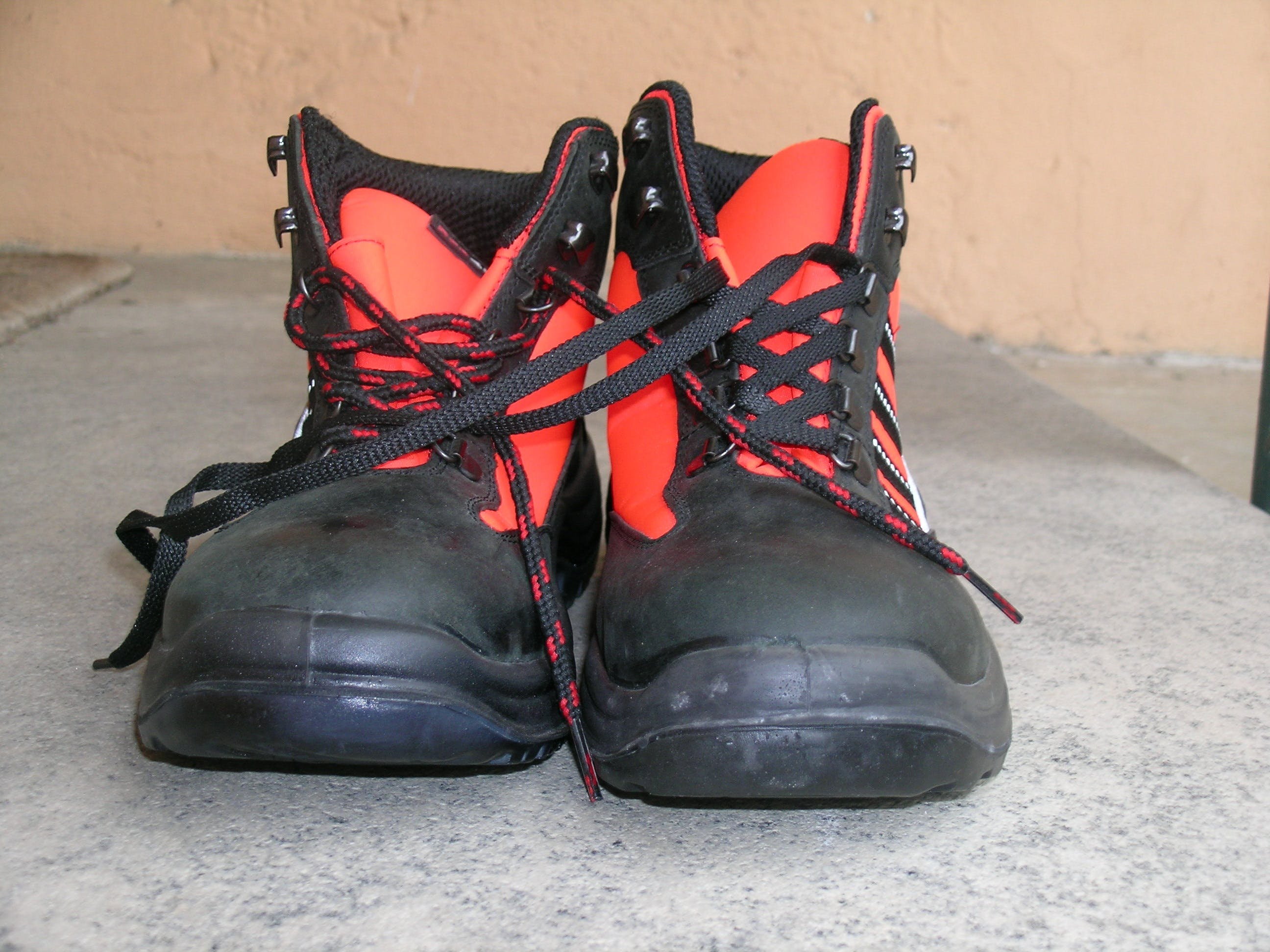 Free stock photo of safety, safety shoes, shoes