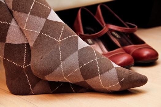 Free stock photo of wood, fashion, woman, feet