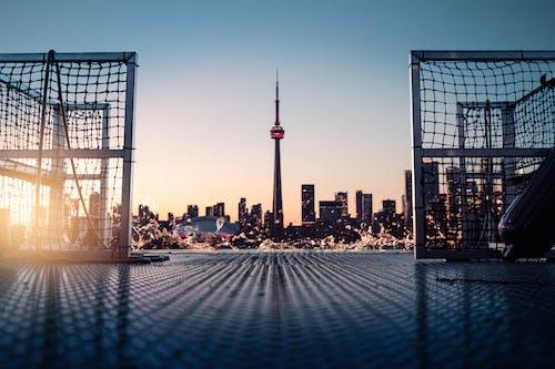 Ilmainen kuvapankkikuva tunnisteilla auringonlasku, Kanada, kaunis auringonlasku, Toronto