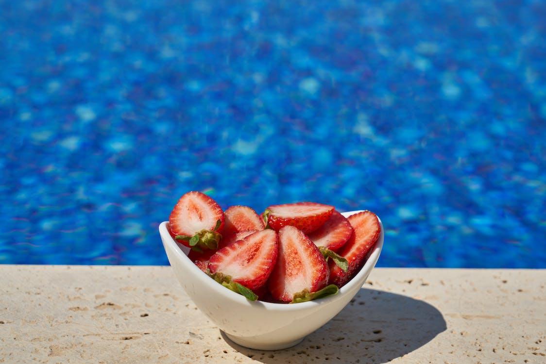bobule, čerstvé ovocie, čerstvosť