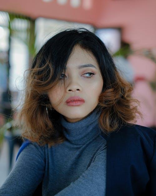 Безкоштовне стокове фото на тему «азіатські жінки, вродлива дівчина, гарні очі, портрети»