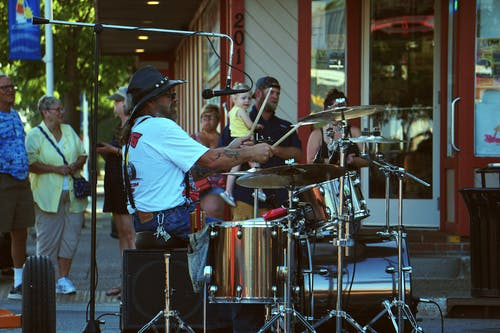 Free stock photo of band, destroir, destroirphotography, drummer