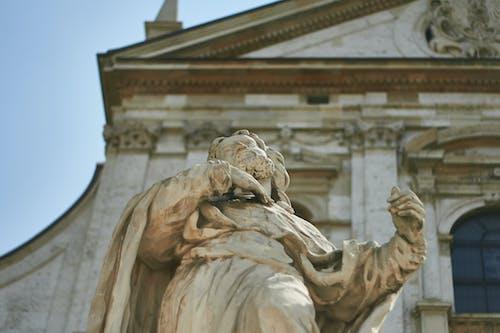 Foto d'estoc gratuïta de estàtua, jesus