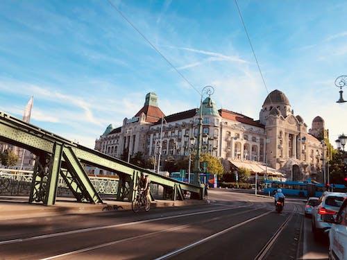 Ilmainen kuvapankkikuva tunnisteilla arkkitehtuuri, kaupunki, silta
