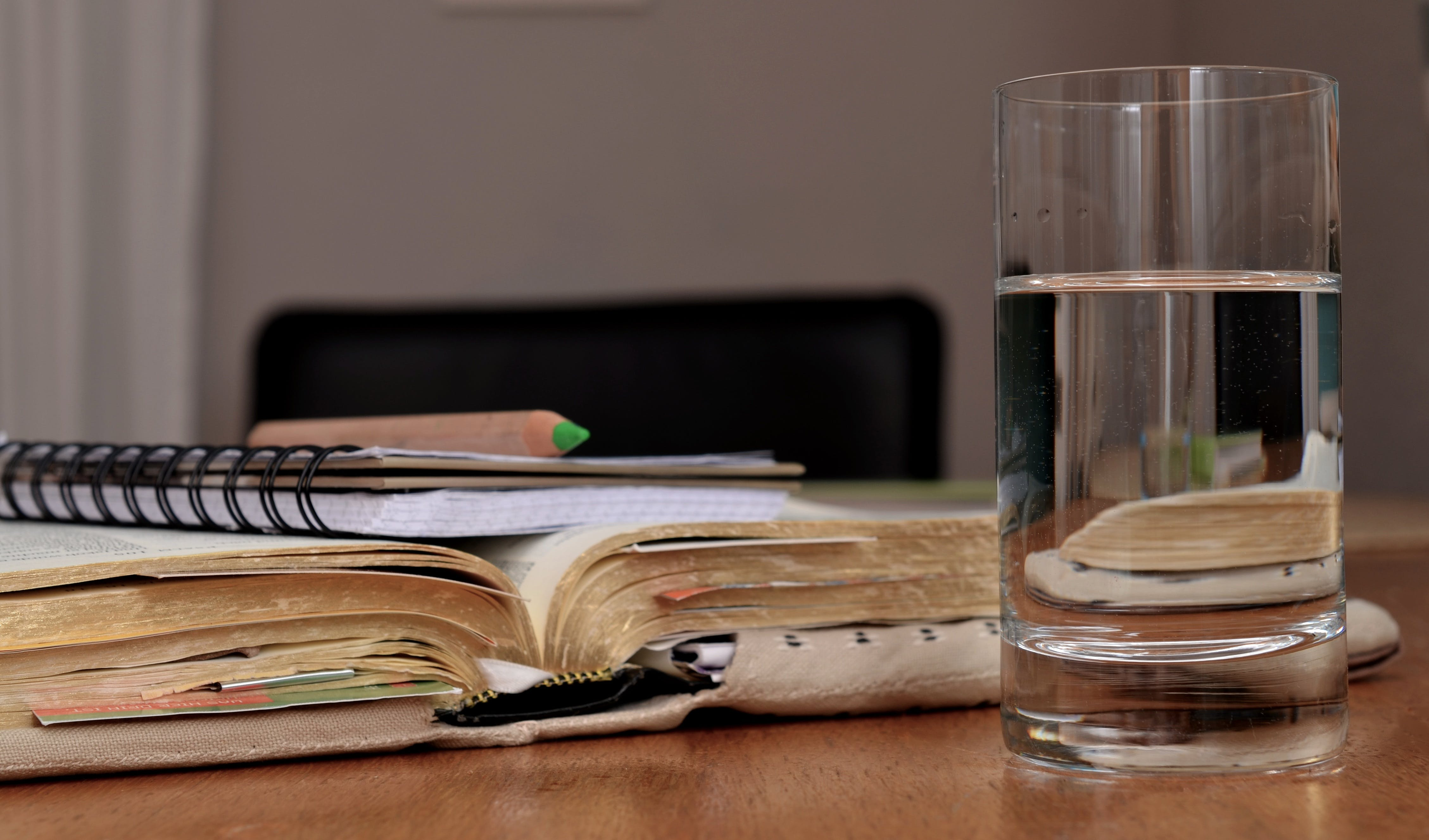 Free stock photo of accounting, bible, book, glass